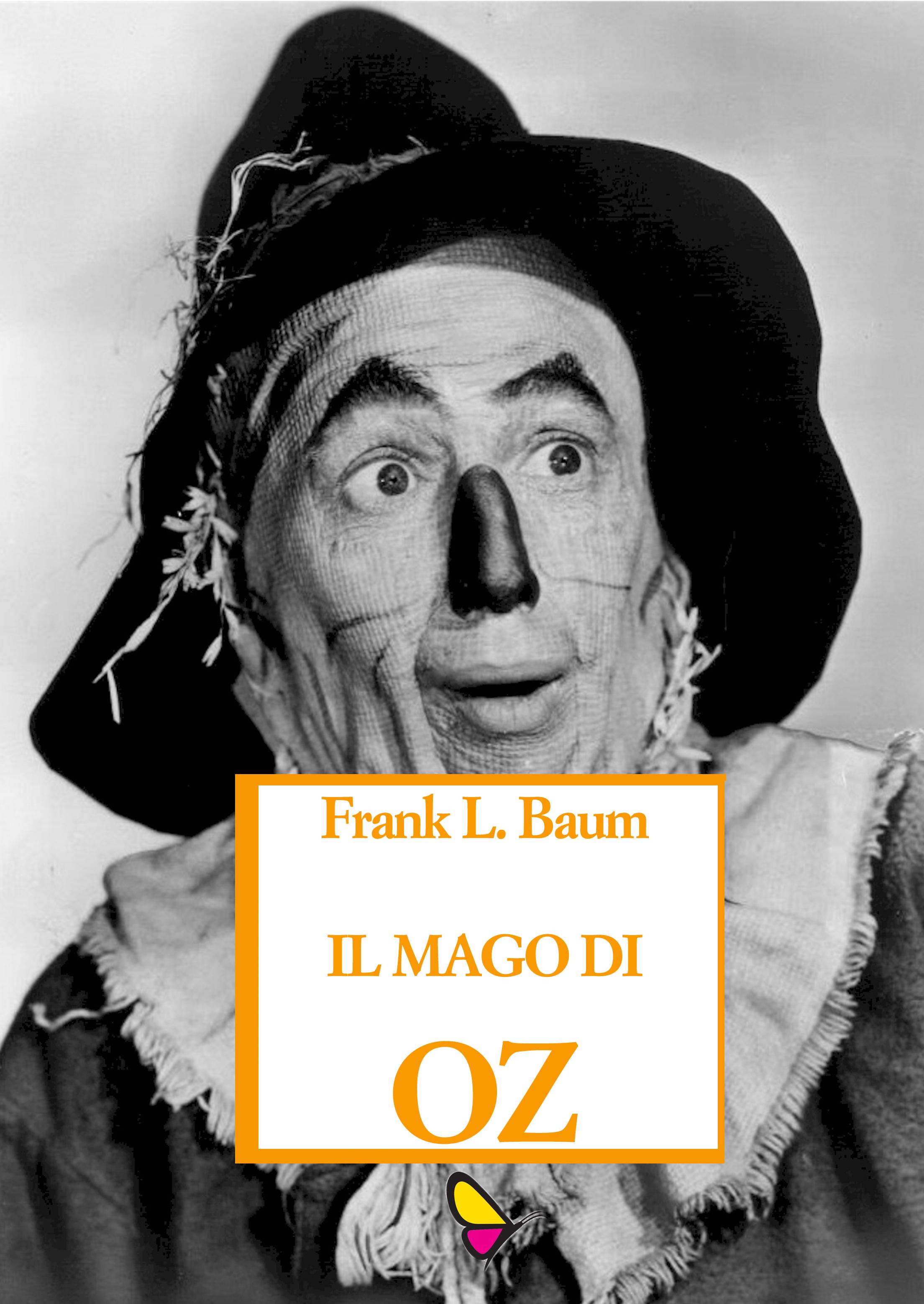 Il mago di Oz cope