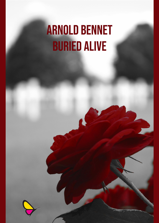 buried alive copertina